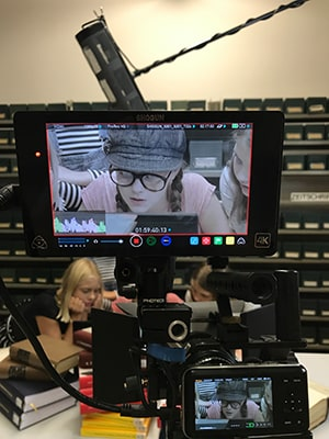 Camera Acting - Make your own Movie - Ausdrucksstark Schauspielschule Aschaffenburg 1