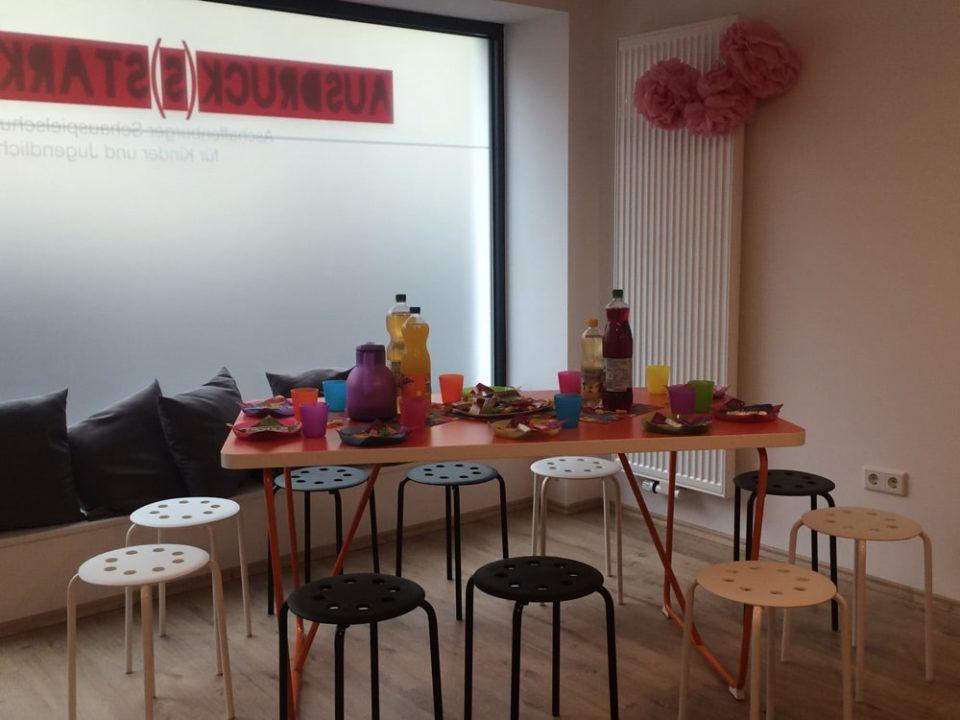 Kindergeburtstag - Schauspielschule Ausdrucksstark Aschaffenburg (1)