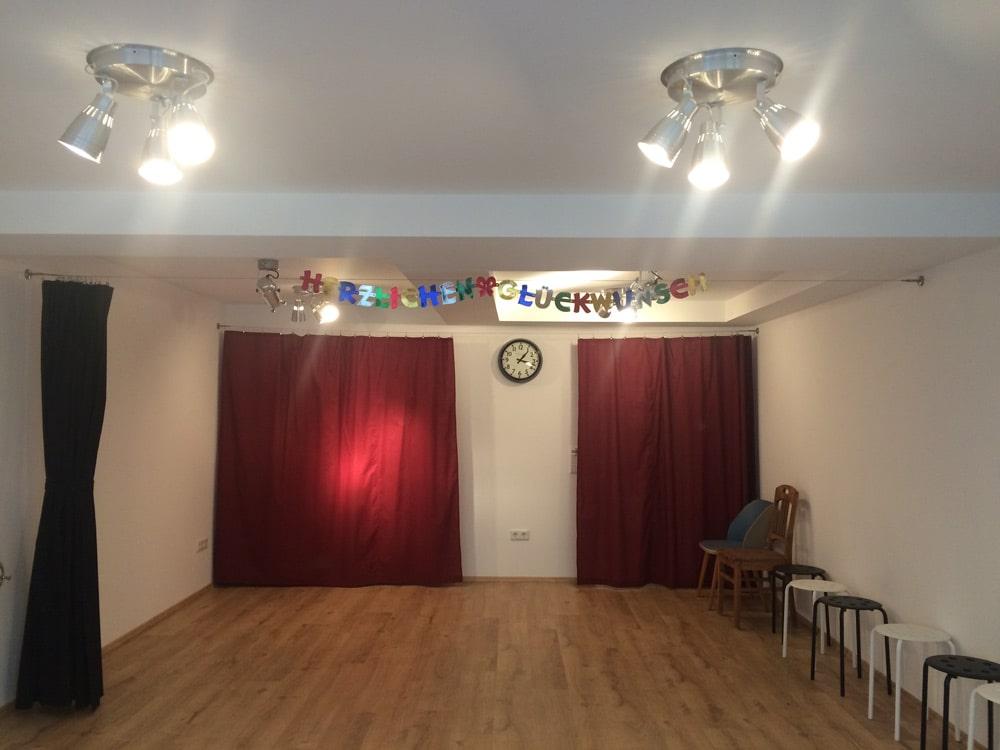 Kindergeburtstag – Schauspielschule Ausdrucksstark Aschaffenburg