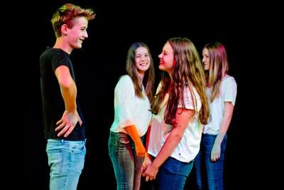 Schauspiel - Ausdrucksstark Schauspielschule Aschaffenburg